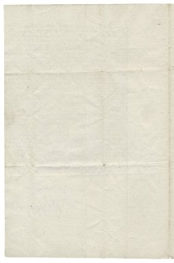 Letter from Sir William Slingsby, the Strand, London, to Sir Henry Slingsby, York