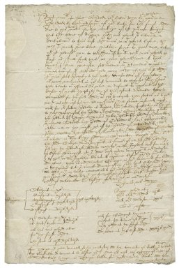 Letter from Thomas Wardropp, mayor of Ripon, Ripon, to Sir Henry Slingsby, York