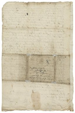 Order for the collection of the second subsidy, addressed to the high constables within the wapentake of Osgodcrosse and Staincross, West Riding, Yorkshire