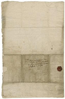 Letter from Stanley and Sarah Gower, Brampton Bryan, Herefordshire, to John and Mary Stainforth at Darnall, Yorkshire