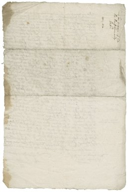 Letter from Thomas Howard, Earl of Arundel and Surry, to [Nathaniel Bacon]