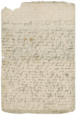 Letters from Nathaniel Bacon to [Sir Nicholas Bacon, lord keeper] : copies