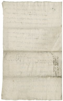 Letter from Nathaniel Bacon to the lord keeper, Bishop Williams