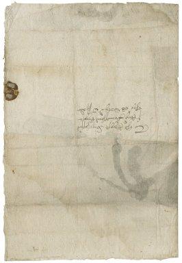 Letter from Thomas Baker to R[oger] Townshend (1543?-1590)