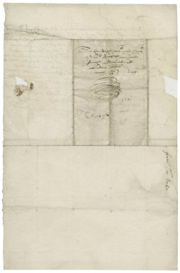 Letter from Thomas Barker to Roger Townshend (1543?-1590)