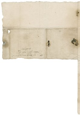 Letter from John Blofield to [Nathaniel] Bacon