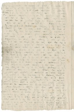 Letter from John Becon, prebendary of Norwich Cathedral and chancellor of the diocese, to Nathaniel Bacon
