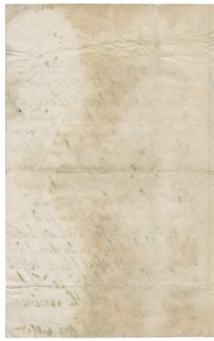 Letter from Anne Caesar to Sir Roger Townshend (1543?-1590)