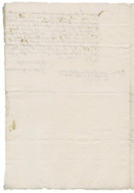 Letter from Jane Coningsby to Nathaniel Bacon and Henry Windham