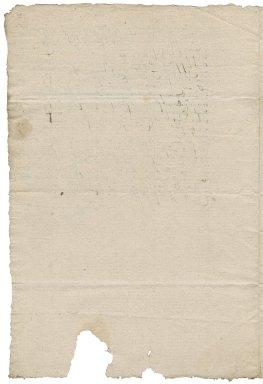 Letter from Robert Dorner to Roger Townshend (1543?-1590)