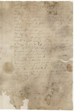 Letter from William Downing to Nathaniel Bacon
