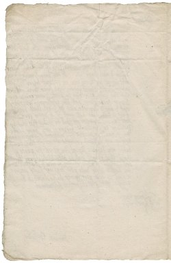 Letter from Barbara Godsalve to Roger Townshend, 1st bart.