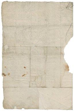 Letter from John Goodwin to Roger Townshend, 1st bart.