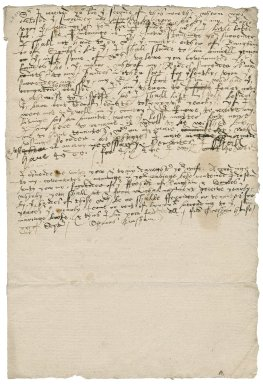 Letters between Sir Thomas Gresham and Nathaniel Bacon