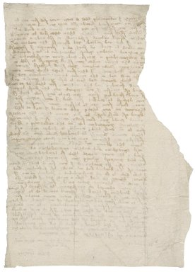 Letter from Edmund Gurney to [Roger Townshend, 1st bart]