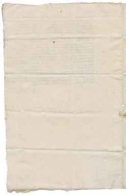Letter from William Halman to Nathaniel Bacon