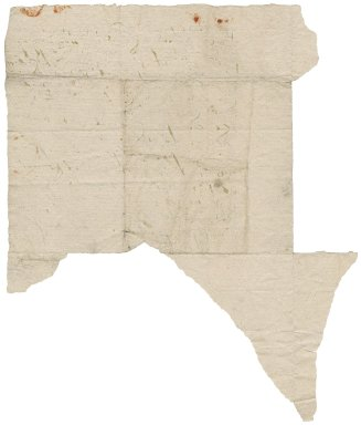 Letter from William Heydon to [Nathaniel Bacon?]