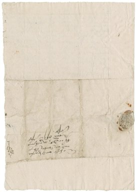 Letter from William Heydon to Nathaniel Bacon