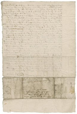 Letter from William Hunt to Nathaniel Bacon