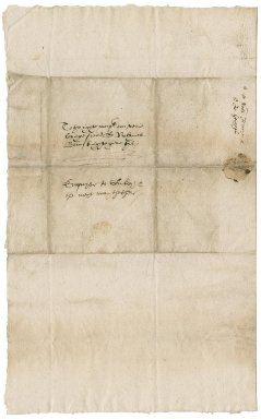 Letter from Sir Robert Jermyn and Sir John Heigham to Nathaniel Bacon