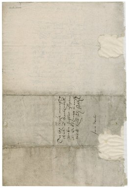 Letter from Francis Johnson to Nathaniel Bacon