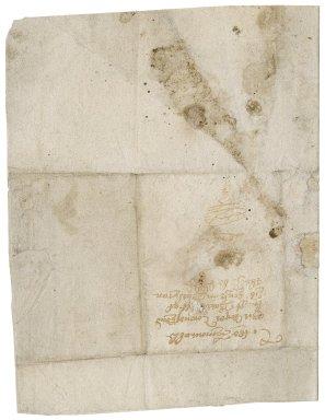 Letter from John King to Roger Townshend, 1st bart.