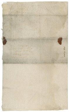 Letter from Sir Thomas Knyvett to Nathaniel Bacon