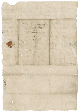 Letter from Thomas Lovell to Nathaniel Bacon
