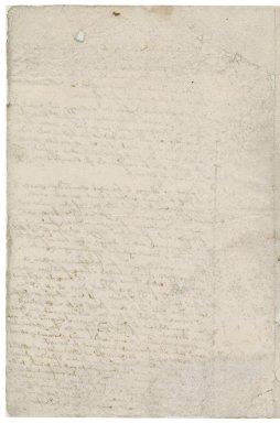 Letter from Richard Mason to Roger Townshend, 1st bart.