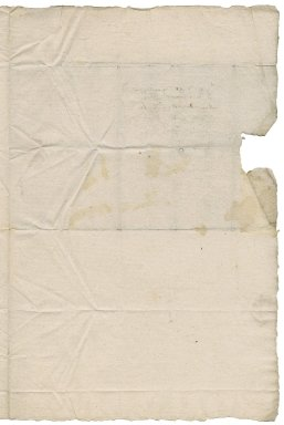 Letter from Jonas Pytts to Nathaniel Bacon