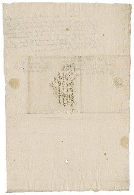Letter from John Sheringham to John Owles
