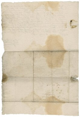 Letter from Robert Slye to Nathaniel Bacon