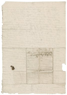 Letter from Samuel Smith to Nathaniel Bacon