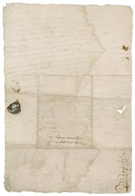 Letter from William Smith to Nathaniel Bacon