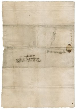 Letter from Richard Spratt to Nathaniel Bacon
