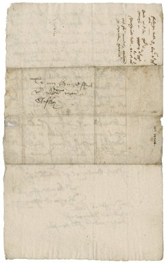 Letter from Richard Spratt to Martin Man