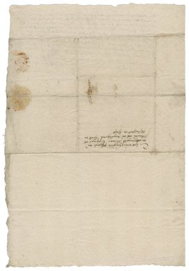 Letter from Anthony Stringer to Nathaniel Bacon