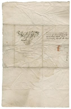 Letter from Henry Willoughby to Nathaniel Bacon
