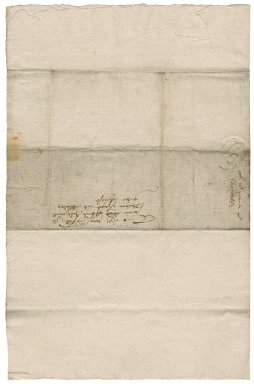 Letter from William Yelverton to Nathaniel Bacon