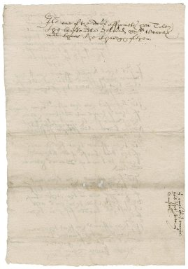 Deposition of Edward Kewerson, Anthony Adrason, Abraham Ananite and Anthony Aranson in the Hubbard piracy case overseen by Nathaniel Bacon and Thomas Jenner