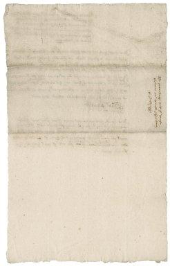 Agreement between Gregory Pratt and his tentants at Roxham