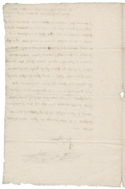 Order by Nathaniel Bacon and Robert Redmayne concerning punishment of James Harrison