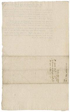 Examination before Nathaniel Bacon of Margaret Draper