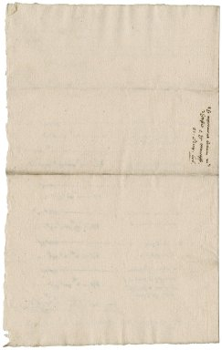 Agreement between Nathaniel Bacon and Thomas Thetford-Moretoft