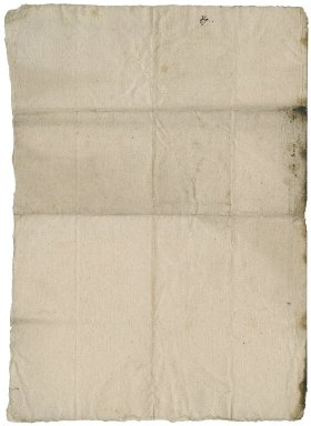 Memoranda of Nathaniel Bacon on musters