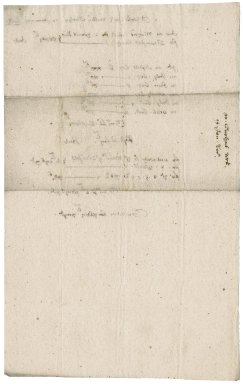 Rent accounts between Nathaniel Bacon and William Gurlye