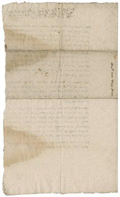 Memoranda of Nathaniel Bacon on Ralph Jermyn's case