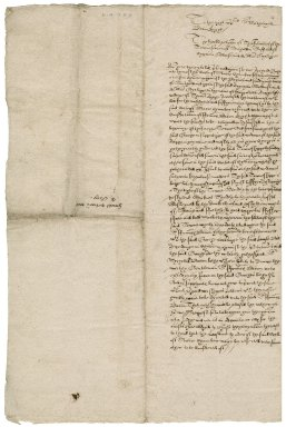 Petition of the town of Southold, Suffolk, Cyprian Sallouse and William Gryeling to Nathaniel Bacon