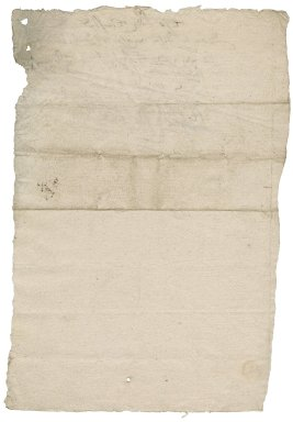 Bills and receipts of mercers, etc. to Lady Jane (Stanhope) Townshend