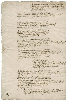 Estate accounts of Sir Roger Townshend, 1st bart.